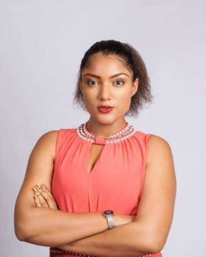 #BBNaija: Banky W is Proud and Fake - Gifty Complains (Watch Video)